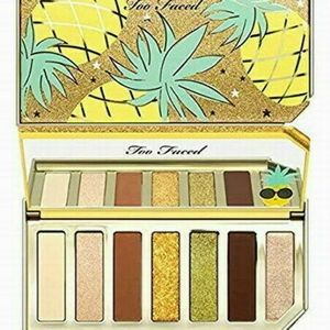 Too Faced Sparkling Pineapple palette